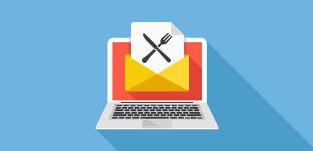 E-mail marketing para restaurantes: como atrair mais clientes?